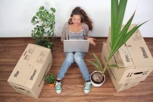 déménagement jardin