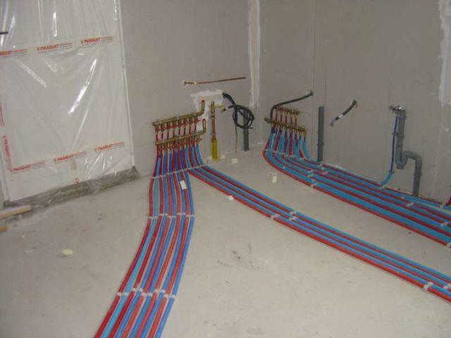 Les travaux d'installation et de rénovation en plomberie